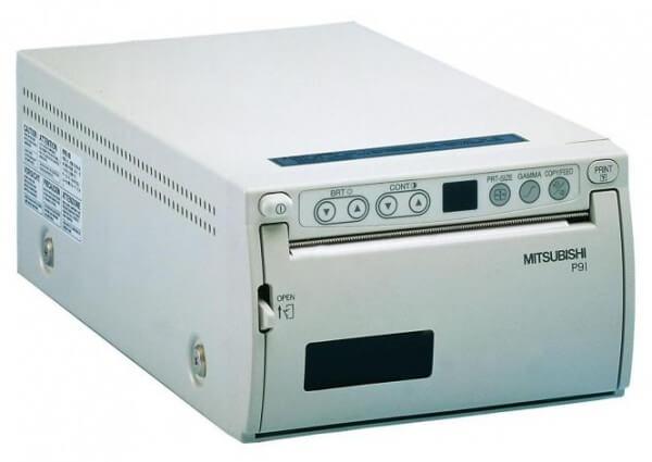 Imprimante médicale N&B P93E