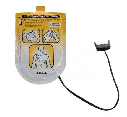 Lifeline AED Klebe-Elektroden