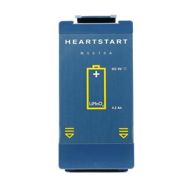 HeartStart AED M5070A Langzeit-Einwegbatterie