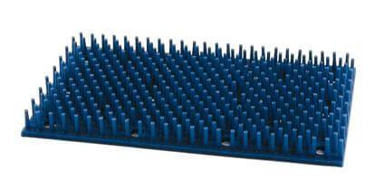 Silikon-Noppenmatte SM 3 zuRK1 (L91937) u. RK1H (L91938), Maße: 17 x 97 mm