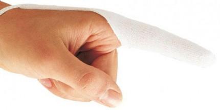 Bandages de doigt Stülpa