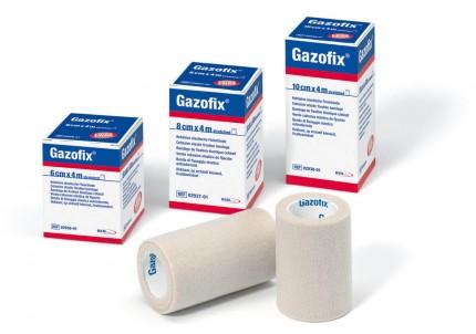 Bandage de fixation élastique cohésif Gazofix