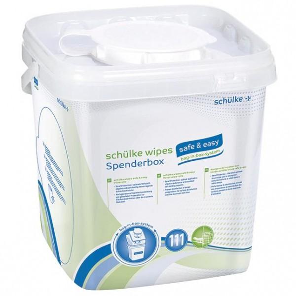 wipes safe & easy Spenderbox