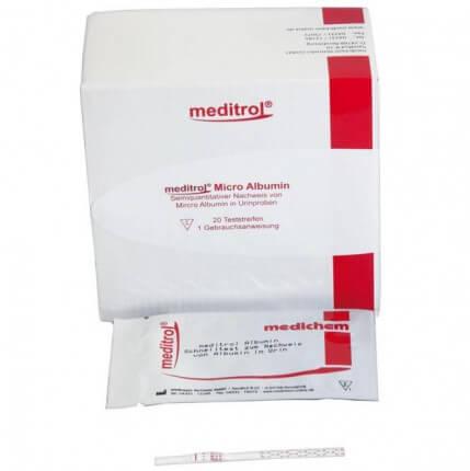 meditrol Micro-Albumin Test