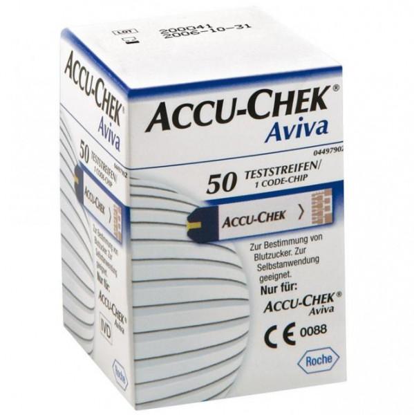 Accu-Chek Aviva Nano Teststreifen