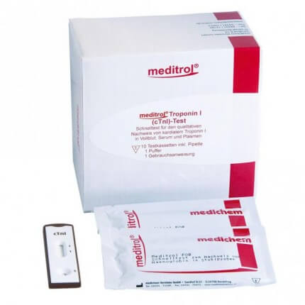 meditrol Troponin I cTnl