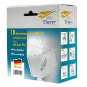 Thorey FFP2 Atemschutzmaske Falt Basic Plus
