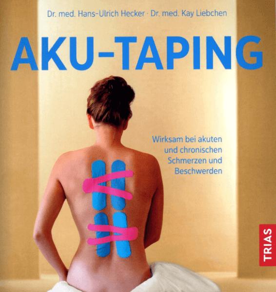 Aku-Taping Buch
