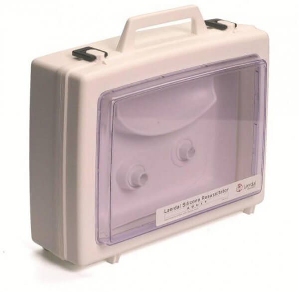 Koffer für Erwachsenen Beatmungsbeutel