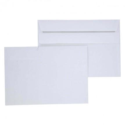 Enveloppes autocollantes sans fenêtre