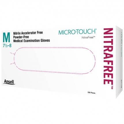 MICRO-TOUCH Nitrafree Untersuchungshandschuh