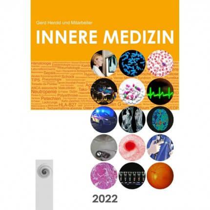 Herold Innere Medizin 2022 – Eine vorlesungsorientierte Darstellung (eBook im PDF-Format)