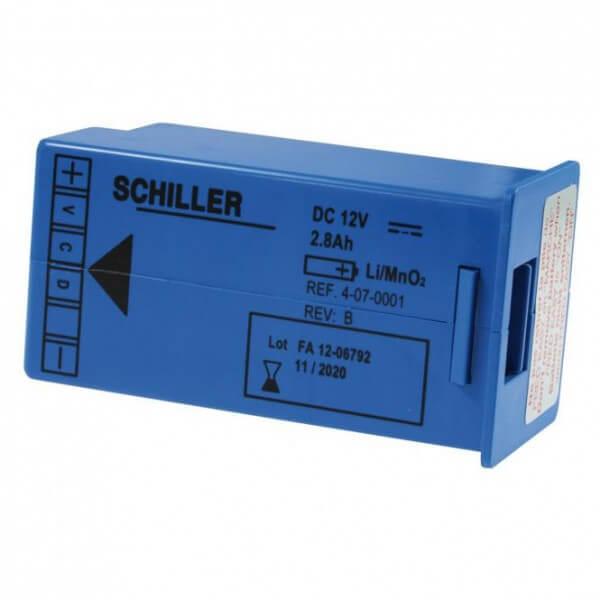 Batterie für FRED easy Life Defibrillator