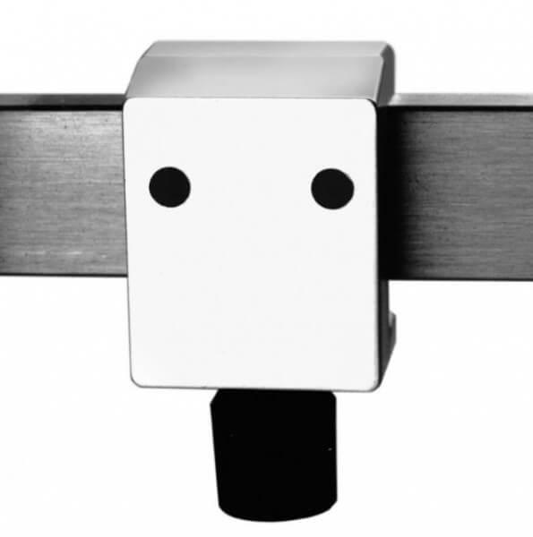 Schraubklaue zur Befestigung an Geräteschiene