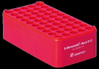 S-Monovette Rack D