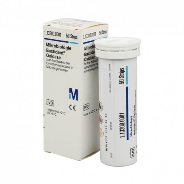 Bactident Oxidase Teststäbchen