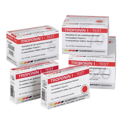 Cleartest Troponin I