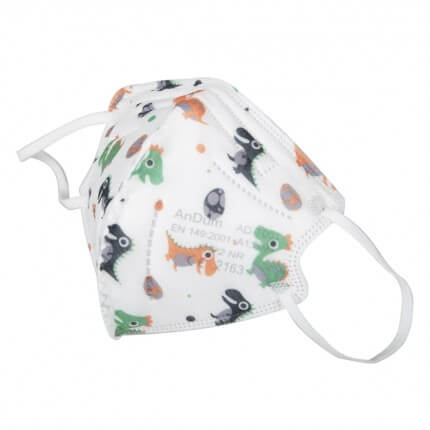 Masque respiratoire FFP2 Kids