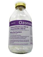Ozonosan Vakuumflasche mit Na-Citrat
