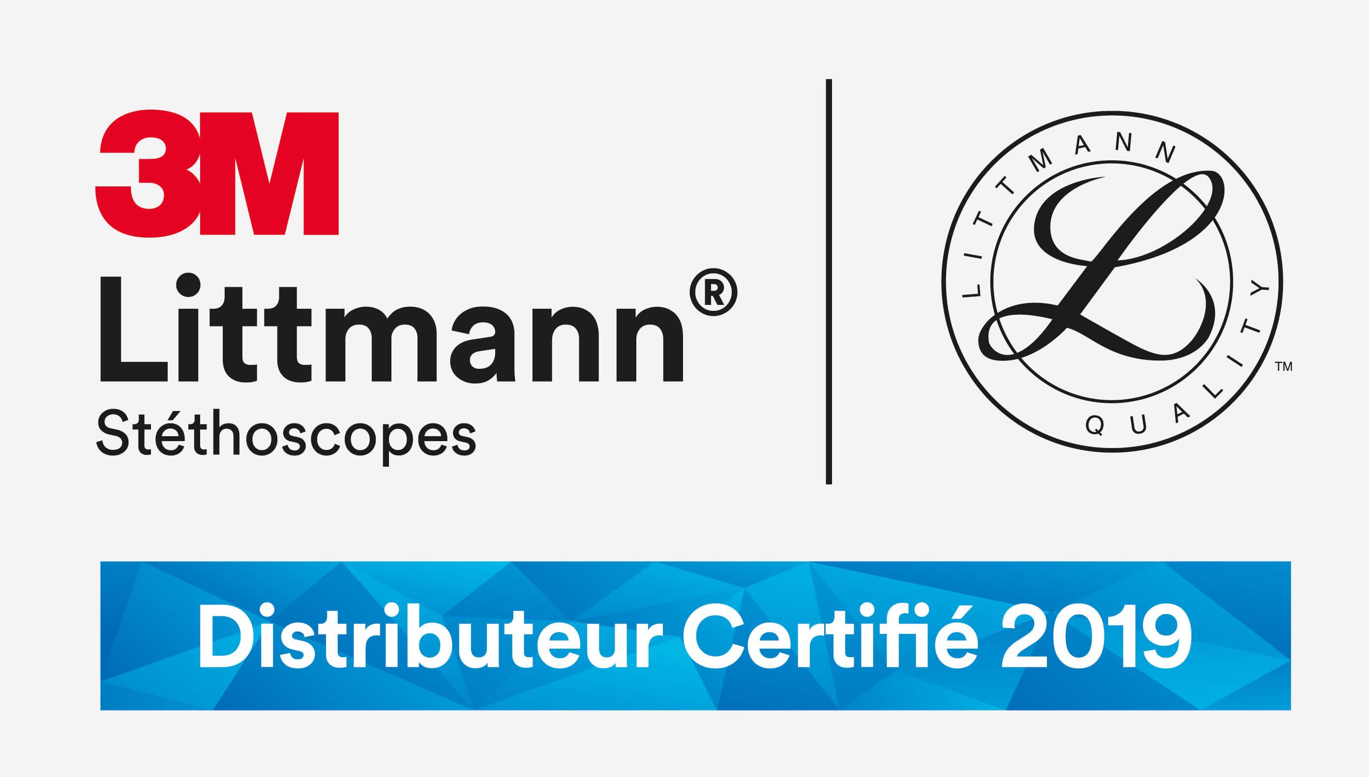 Littmann-Authorized-Distributor-2019-Logo-French