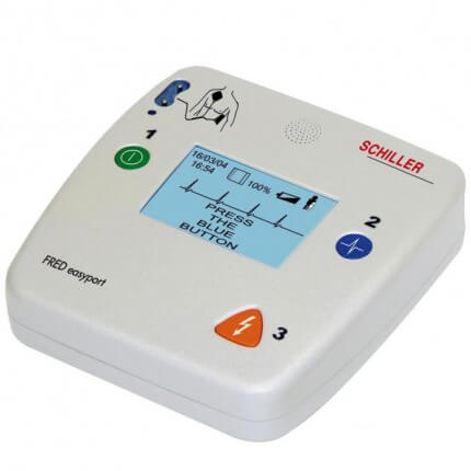 FRED easyport Defibrillator
