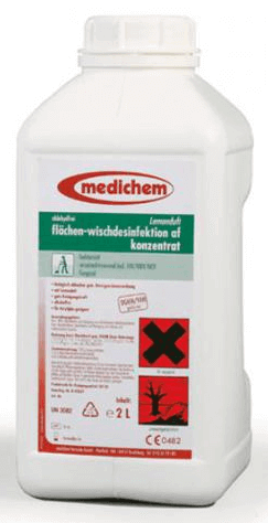 Flächen-Wisch-Desinfektion AF