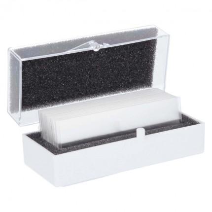Deckgläser für Mikroskopie
