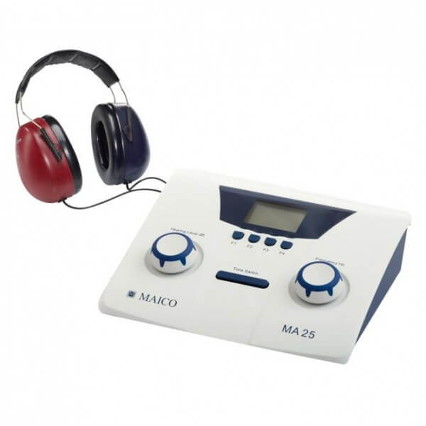 MA 25 Screening Audiometer