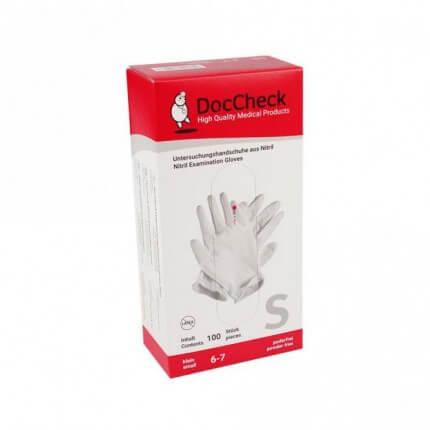 Nitril-operating theatre gloves - powder-free
