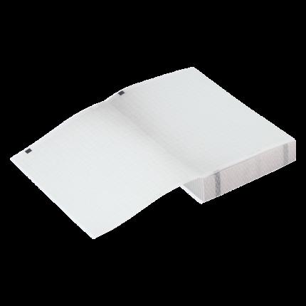 Registratiepapier voor Schiller-ECG