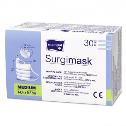 Surgimask medizinische Gesichtsmasken für Kinder