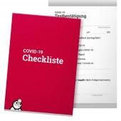 DocCheck COVID-19 Testbestätigung