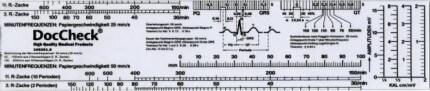 ECG-Liniaal