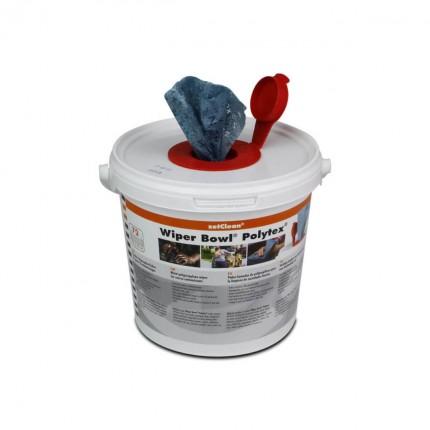 Wiper Bowl Polytex Reinigungstücher