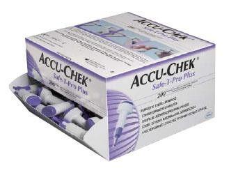 Accu-Chek Safe-T-Pro Plus Stechhilfe