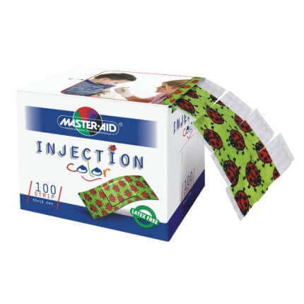 Injection Wundpflaster
