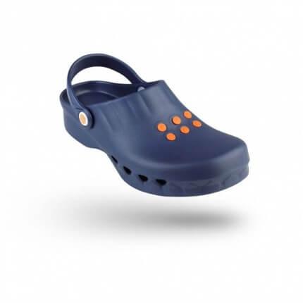 NUBE Schuhe mit Riemen und Einlegesohle