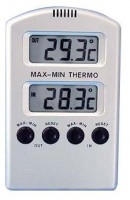 Hecht-Assistent Maxima-Minima Thermometer