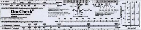 EKG-Lineal