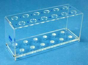 Reagenzglasgestell klein