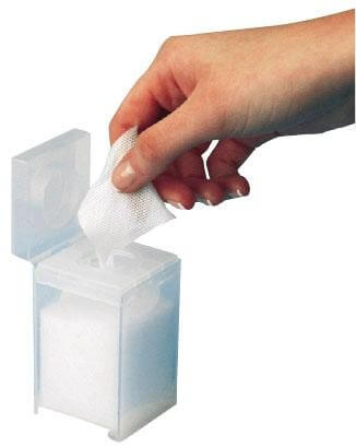 Quickpad Tupferspender