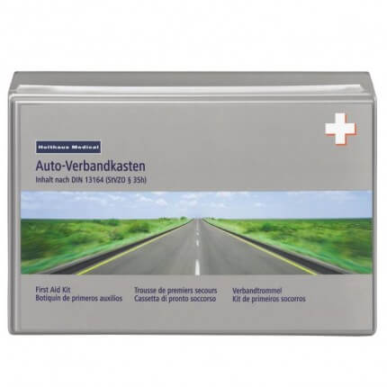 Vehicle First-Aid Kit
