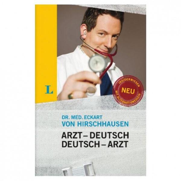 Hirschhausen Buch Arzt-Deutsch/Deutsch-Arzt