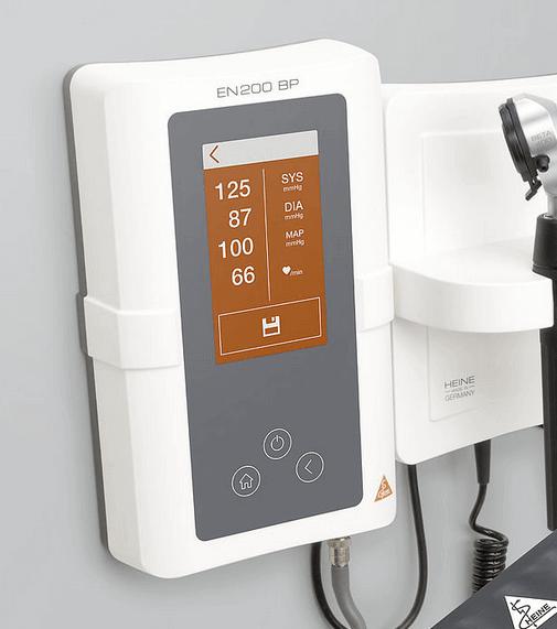 EN200 BP digitales Blutdruckmessgerät