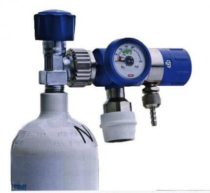 Sauerstoff Komplett-Set