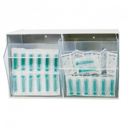 Syringe- and Cannula-Dispenser
