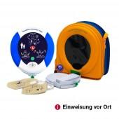 HeartSine Geräteeinweisung für HeartSine AED