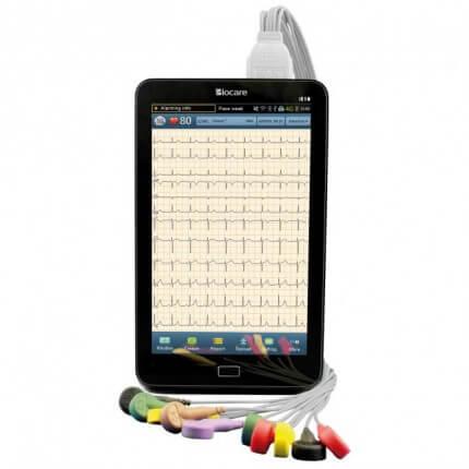 iE10 mobiles EKG