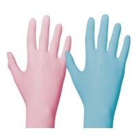 UNIGLOVES Pearl Nitril Handschuhe in Pastellfarben