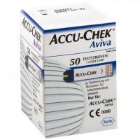 Roche Accu-Chek Aviva Nano Teststreifen